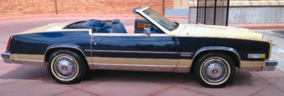 Photo of 1982 Cadillac Eldorado Convertible