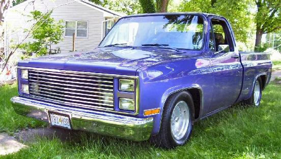 1982 Chevy Pickup Custom
