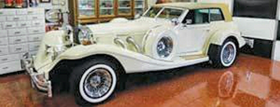 Photo of 1982 EXCALIBUR PHAETON With 45K Miles