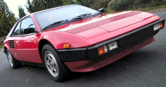 1982 ferrari mondial 8 coupe. Black Bedroom Furniture Sets. Home Design Ideas