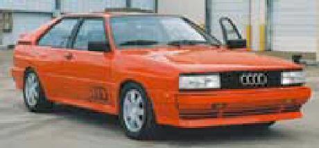 Audi on 1983 Audi Ur Quattro Turbo   2 500 Miles On