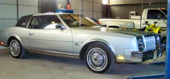 Photo of 1983 Buick Riviera 2DR One Owner Car
