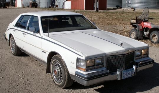 1983 Cadillac Seville Interior 1983 Cadillac Seville Interior