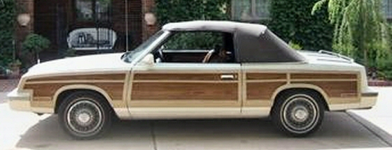 Photo of 1983 Chrysler Lebaron Convertible