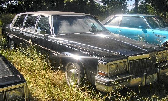 1983 Cadillac Deville 6 door Limousine