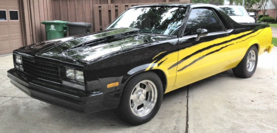 Photo of 1983 Chevrolet El Camino Street Rodded