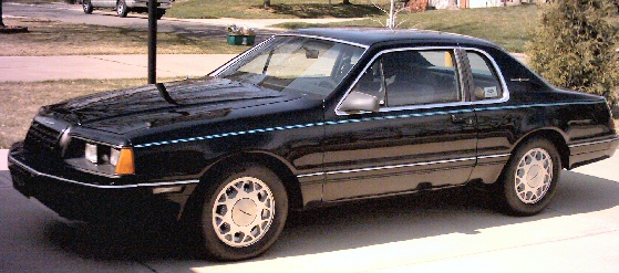 1983 ford thunderbird turbo coupe. Black Bedroom Furniture Sets. Home Design Ideas