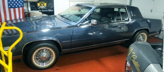 Photo of 1984 CADILLAC ELDORADO BIARRITZ COUPE With 27,000 Original Miles