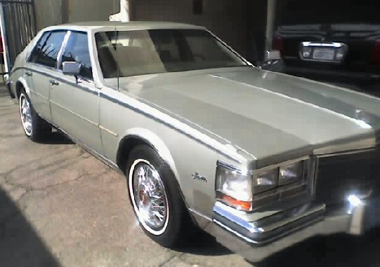 Photo of 1984 Cadillac Seville Elegante