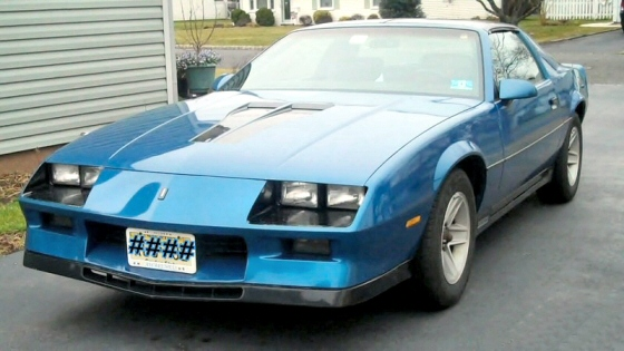 Photo of 1984 CAMARO Z28
