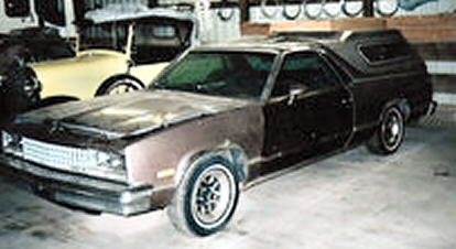 Picture of 1984 El Camino