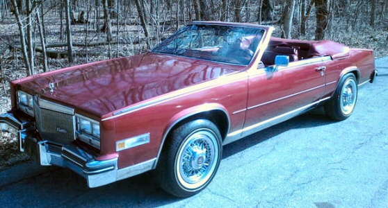 Photo of 1984 Cadillac Eldorado Biarritz Convertible