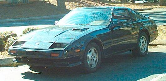 1984-85 300ZX Turbo: