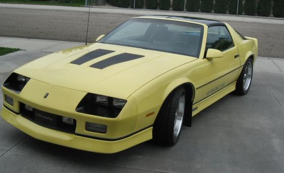 1985 Camaro Iroc Z28 For Sale