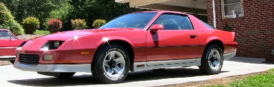 Photo of 1985 Camaro Z28