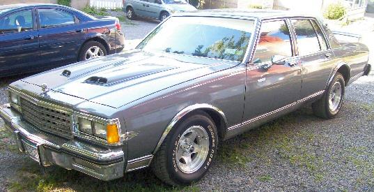 1985 chevy caprice classic 1985 chevy caprice classic