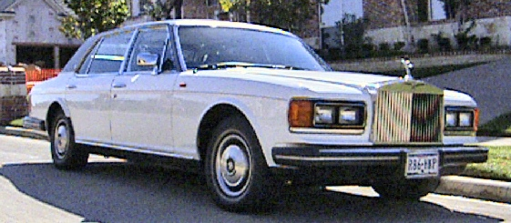 1985 Rolls Royce Silver Spur Photo