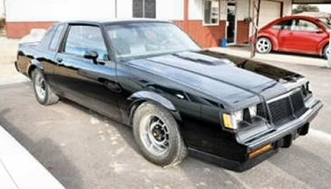 1986 Buick Grand National Regal