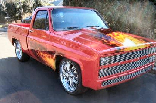 1986 Chevy Custom Pickup