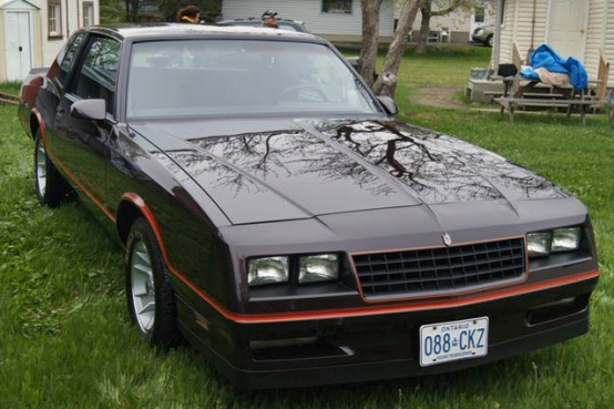 Picture of 1986 Monte Carlo SS