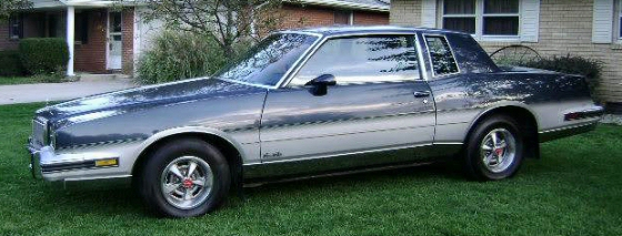1986 pontiac grand prix coupe. Black Bedroom Furniture Sets. Home Design Ideas