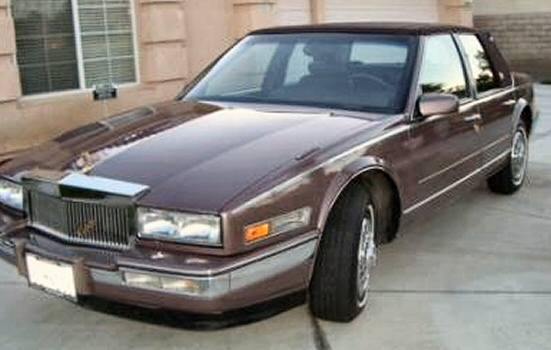 Photo of 1987 Cadillac Seville