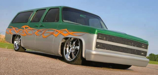 Picture of 1987 CHEVY SUBURBAN RIGHT HAND DRIVE 