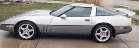 Photo of 1987 CHEVY CORVETTE RALLYE SPORT