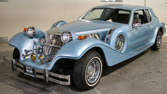 Photo of 1987 TIFFANY CLASSIC WITH 12,500 MILES