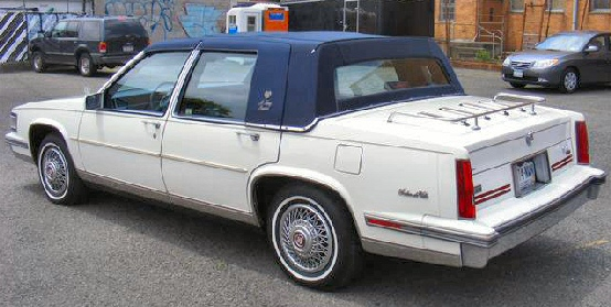 1988 cadillac deville st tropez roadster. Cars Review. Best American Auto & Cars Review