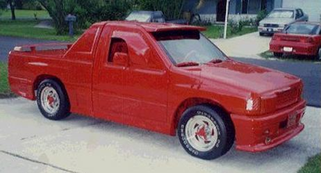 1989 Isuzu Shortbed Pickup