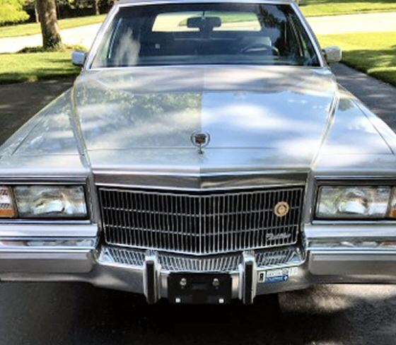 Photo of 1990 CADILLAC BROUGHAM With 57,750  Original Miles
