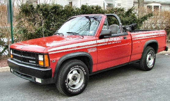 1990 Dodge Convertible Pickup