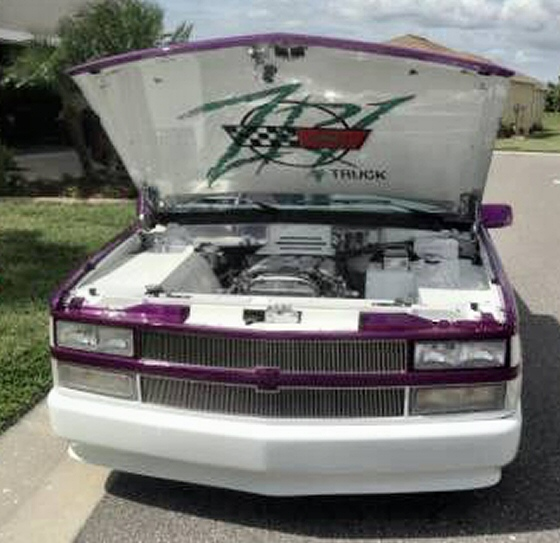Photo of 1991 Chevy 1500 Pickup Truck Street Rod by  Boyd Coddington
