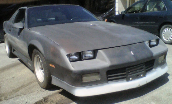 1991 Chevy Camaro RS T-Top