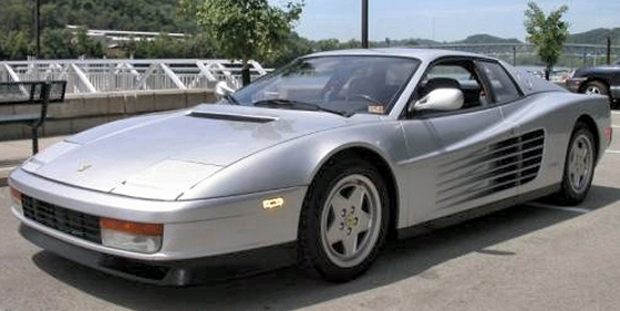 Photo of 1991 Ferrari Testarossa