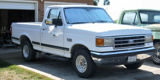 Photo of 1991 Ford F150 XLT Lariat Pickup