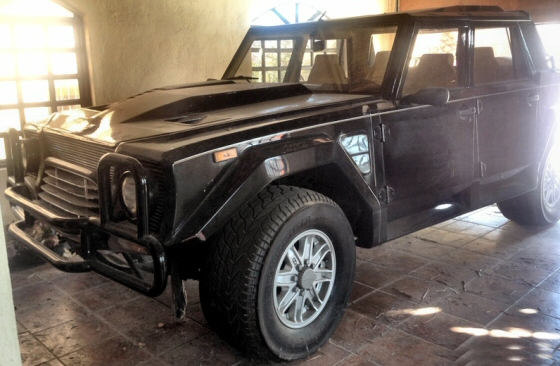 Photo of 1991 Lamborghini LM002 Sport Utility Vehicle With Only 2,500 Miles