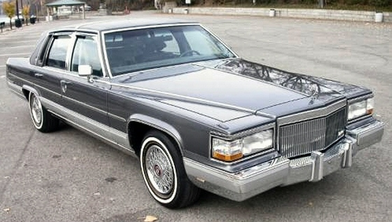Photo of 1992 Cadillac Brougham 4 DR Sedan