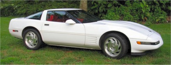1992 Corvette Coupe