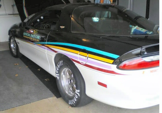 Photo of 1993 CHEVY CAMARO PACE CAR With 27,000 Miles