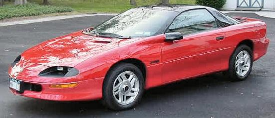 1994 1le Camaro Z28