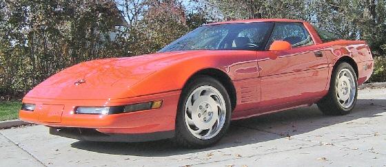 1994 Corvette Coupe