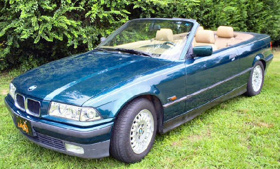 1995 BMW Convertible