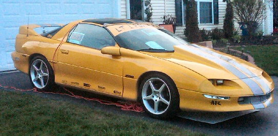 1995 Customized Camaro Z28 LT1