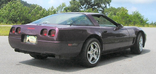 1995 Chevrolet Corvette LT1 Coupe