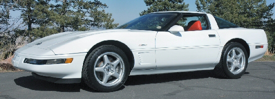 Photo of 1995 Corvette ZR-1
