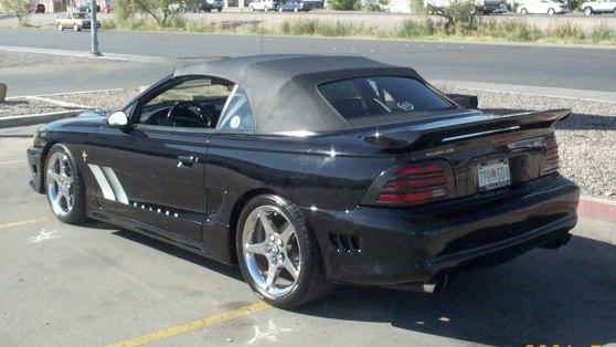 Mustang 1995 Saleen 1995 Saleen Mustang 351