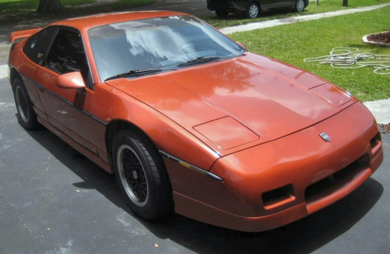 Photo of 1996 PONTIAC FIERO GT