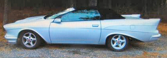 Photo of 1997 Belaro Convertible '57 Chevy Tribute